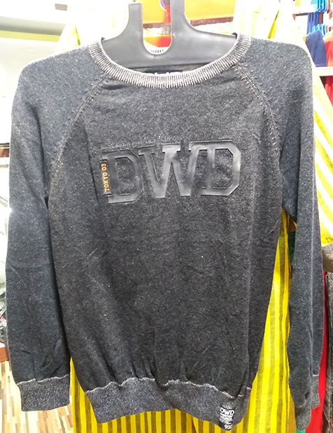 Boys DWD Sweater